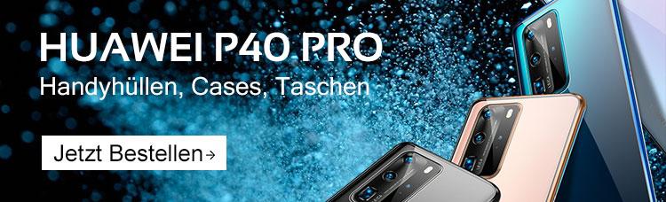 Hüllen Huawei P40 Pro