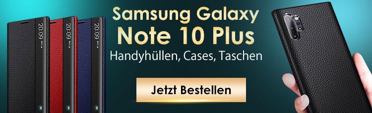 Hüllen Samsung Galaxy Note 10 Plus