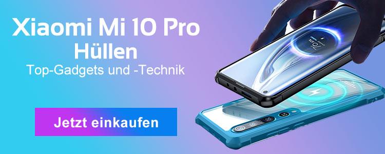 Hüllen Xiami Mi 10 Pro