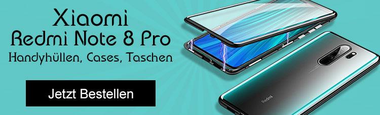 Hüllen Xiaomi Redmi Note 8 Pro